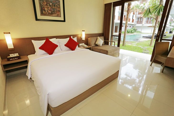 Deluxe Room (Pool Acces)